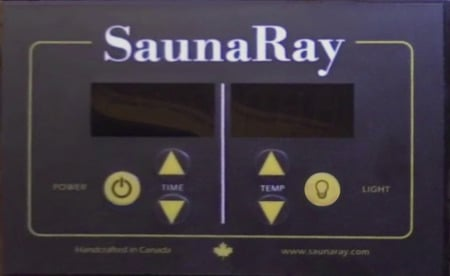 Sauna Control System Rebuild for Sauna Ray and Heavenly Heat